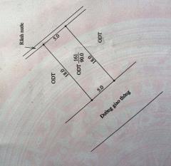 Bán đất mặt đường hòa phong, việt trì, 26 triệu/m2