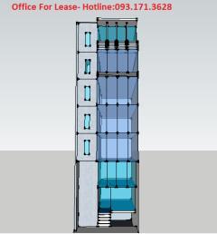 Cho thuê văn phòng quận tân bình diện tích sử dụng 100m2