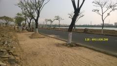 Biệt thự ven sông hàn elysia complex đường 10,5m thăng long