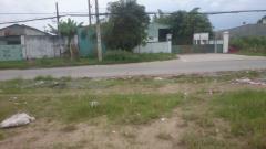 Bán đất xây xưởng ở hóc môn, dt5000m2, mt đường 20m, shr, lh