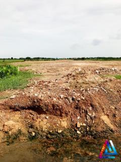 Bán 1,1 ha đất nông nghiệp lên thổ ở củ chi , shr, giá 1,3 t