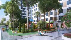 Cần bán căn góc 81m2 xuất ngoại giao dự án valencia garden g