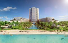 Khách sạn intercontinental lần đầu tiên có trên thị trường.