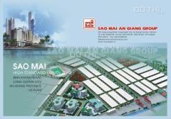 Cơ hội sở hữu đất tại khu đô thị sao mai bình khánh 5