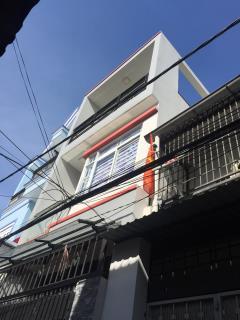 Bán nhà 186/21a nguyễn sơn, 4x12m, 2 lầu, giá 3.48 tỷ tl