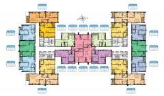 Căn hộ cao cấp trung tâm mỹ đình từ 26tr/m2, vay ls 0%