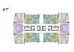 Từ 900tr/2pn sở hữu ngay căn hộ cao cấp tại xuân mai complex