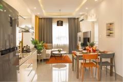 Bán gấp căn hộ có nội thất cao cấp q.bình tân - hỗ trợ góp