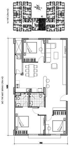 Bán căn hộ linh trung, nhận nhà ở ngay, chỉ 14tr/m, 3pn