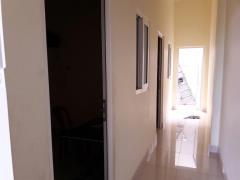 Bán nhà 2 mặt tiền hẻm ql50, phong phú, bình chánh, 800tr