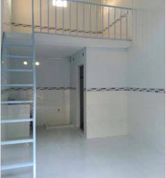 Nhà nhỏ lê thị riêng, 3 x 7m, gác lửng,sổ hồng,gía rẻ 310 tr