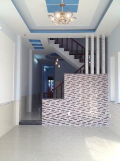 Nhà gần mặt tiền tô ngọc vân-thống nhất, 3.2x6.2 đúc 1 lầu