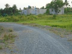Đất vườn (nông nghiệp ) xã bình mỹ củ chi 1000m2 gía 400tr