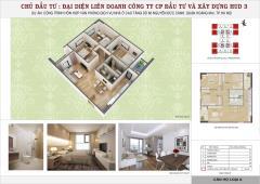 Bán căn hộ 70-90m2 hud3 nguyễn đức cảnh lh:0977279862