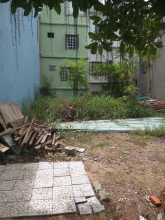 Cần bán đất mặt tiền đường 5m5 tiên sơn 9