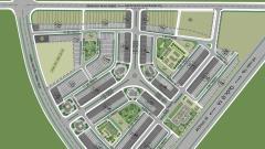 Bán gấp lô đất dự án khu dân cư dragon town thị trấn bến lức