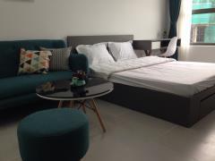 Cho thuê căn hộ 1pn, full nội thất cao cấp, giá 13tr/tháng
