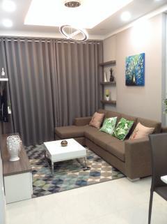 Cho thuê căn hộ 2pn,orchard garden phú nhuận, full nội thất