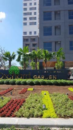 Cho thuê officetel để ở và mở vp  - dự án orchard garden