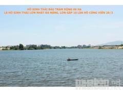 Đất liên chiểu- đà nẵng, ven biển - đối diện hồ. 600tr/100m2