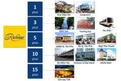 Cần bán gấp căn hộ richstar, 1pn chỉ 1,5 tỷ+ck 15%. tt 1%/th