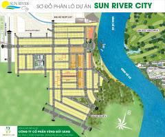 Đất nền dự án gần làng đại học đà nẵng - sun river city