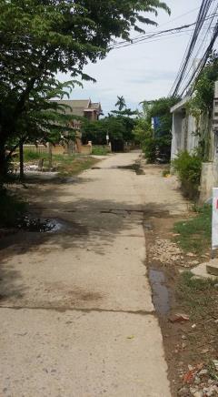 Bán đất mặt tiền làng ngọc anh 100m gần phạm văn đồng