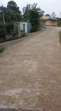 Bán đất đường quảng tế  giá 535 triệu đường rộng 5m