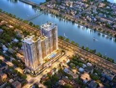 Nhượng căn hộ viva riverside, đại lộ võ văn kiệt, 68m2, 2pn