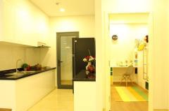 Bán gấp căn hộ luxcity q7, giá 1.680tr, 2pn, 2toilet, tầng 6