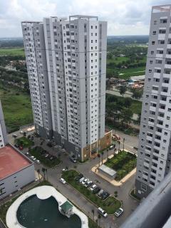 Cho thuê căn hộ hqc gần chợ đầu mối bình điền  4,2tr/tháng