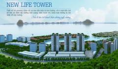 Sở hữu căn hộ new life tower  hạ long chỉ với 350tr