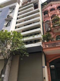 Siêu phẩm-trần thái tông 48m2x6 tầng,mt 5m