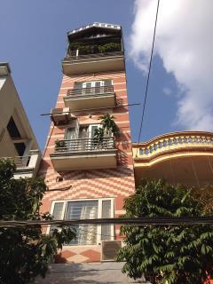 Nhà riêng ngõ rộng, khương trung, thanh xuân 33m2x7 tầng