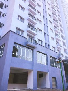 Cần bán căn hộ trục 12 ,64m2 tòa ct2a chung cư tái định cư h