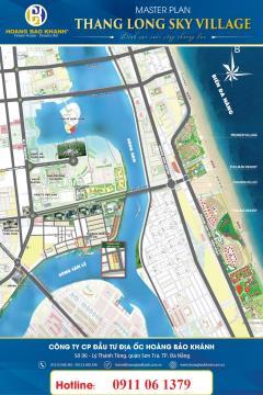 Mở bán dự án thăng long sky village  khu đô thị ven sông