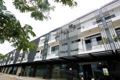 Nhà phố 3,5 tầng nằm trên trục đường 34m thông thẳng ra biển