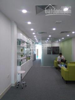 Cho thuê văn phòng quận ba đình, diện tích từ 20 - 150m2.