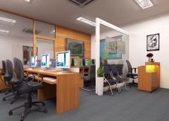 Cho thuê văn phòng mặt phố quốc tử giám 35m2, lh: 0963352459