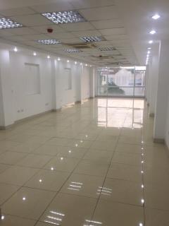 Cho thuê văn phòng quận ba đinh, hà nội, diện tích 140m2