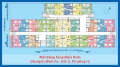 Sở hữu căn hộ chung cư bình an p10 giá chỉ từ 11tr/m2