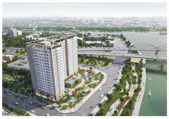 Căn hộ riva park 3pn, diện tích 107m2 có balcon 2 view đẹp