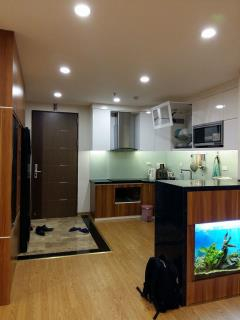 Bán căn hộ duplex 197 m2, 4pn, tòa hà đô park view; 7,7 tỷ.