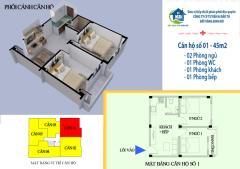 Chung cư mini yên hoà - cầu giấy giá chỉ từ 680 triệu/căn