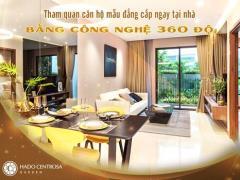 Mua căn hộ trung tâm thành phổ chỉ trả trước 700 triệu