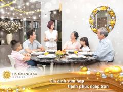 Hado centrosa garden - nơi lý tưởng cho gia đình sum vầy