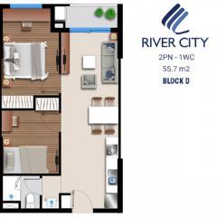 Nếu bạn là 1 người đầu tư khôn ngoan hãy chọn river city