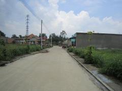 Đất trồng cây lâu năm, 500m2, giá 1.8tr/m2 ,thị trấn củ chi.