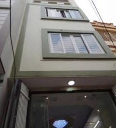 Chính chủ bán nhà ngõ 2 triều khúc 5 tầng, 35m2 (km điều hò