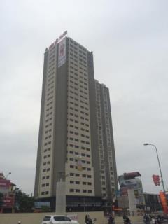 Cho thuê văn phòng tòa intracom cầu diễn dt 25m2 - 500m2